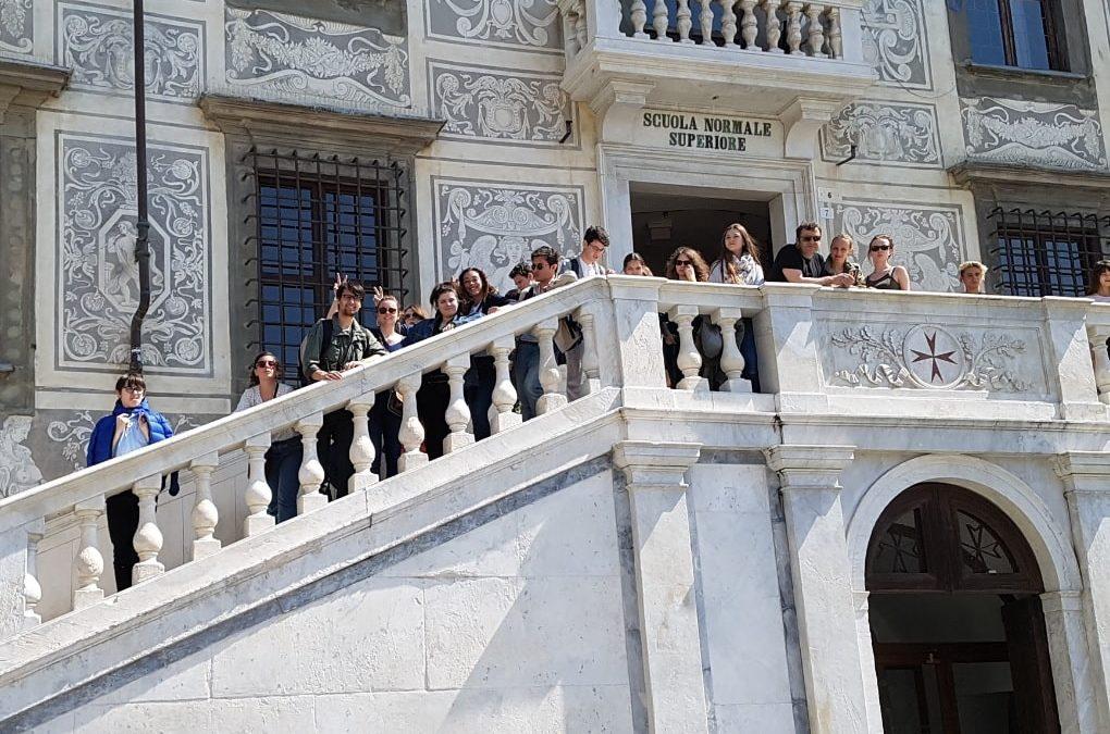 Troisième voyage scolaire à Florence et Pise